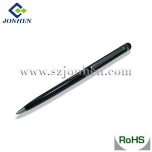 2 in 1 Stylus with Ballpoint Pen (QH-W00105)