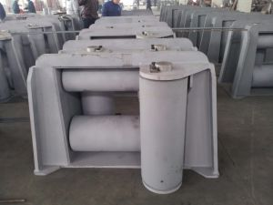 Mooring Horizontal 4 Rollers Fairleads From China pictures & photos