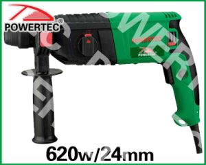620W 22mm Electric Rotary Hammer (PT82504) pictures & photos