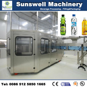 Bottle Water Filling Machine/ 3 in 1 Mineral Water Bottling pictures & photos