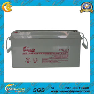 Wholesale 12V 150ah AGM Battery for Solar Power System pictures & photos