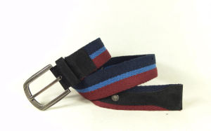 Color Strap Fashion Canvas Belt (CKY0093) pictures & photos
