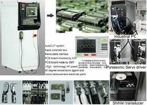 High Cutting Speed Wire Cutting Machine pictures & photos
