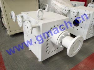 Resin Pipe Line Gear Pump pictures & photos