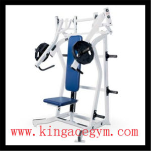 Gym Equipment ISO-Lateral Incline Press Kh-01