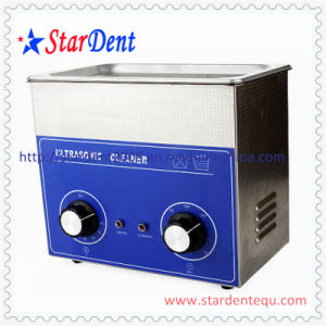 3.2L Stainless Steel Digital Tabletop Ultrasonic Cleaner of Dental Unit pictures & photos