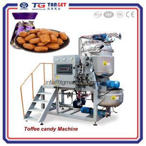 Automatic Toffee Candy Depositing Machine with PLC Control pictures & photos