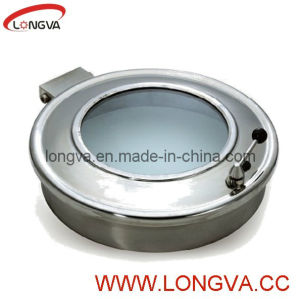 Round Stainless Steel Manhole Cover pictures & photos