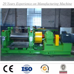 Two Roll Rubber Open Mixing Mill Machine with Ce and ISO9001 pictures & photos