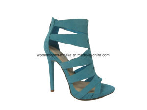 New Fashion Sexy Women High Heel Sandal Shoes pictures & photos