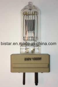 Halogen Lamps 1000W Gx 9.5 Gy16 pictures & photos