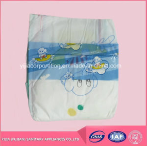 Anti-Leak Baby Diaper PE Film Disposable pictures & photos