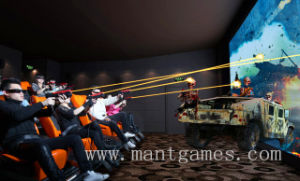 Luxury 7D Cinema Amusement Parks Equipment From China Manufacture pictures & photos