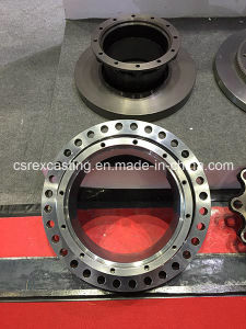 Cast Steel Pipe Fitting Machined Flange pictures & photos