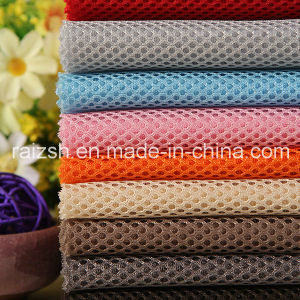 Sandwich Mesh Fabric for Making Shoes / Bag From China Factory pictures & photos
