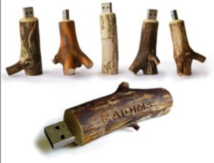 Wooden USB Drive pictures & photos