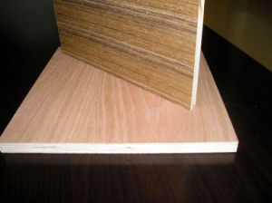 18mm*1220*2440 Commercial Plywood/Playwood pictures & photos