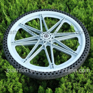 16X1.75 20X1.75 20X2 TPE PU Flat Free Tire pictures & photos