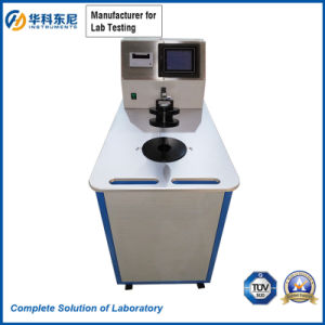 Fully Automatic Fabric Air Permeability Tester pictures & photos