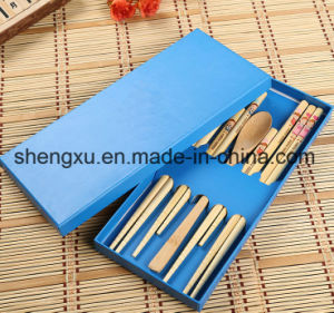 Gift Chinese Wood Bamboo 22.5cm Length Chopsticks Sx-6274 pictures & photos
