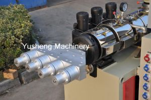 16mm-25mm Four out PVC Conduit Pipe Production Line pictures & photos