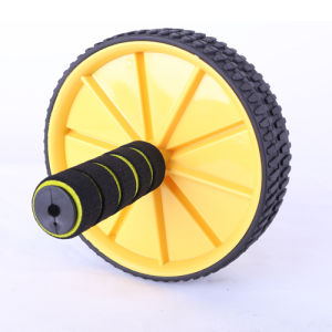 Durable Abdominal Wheel Ab Wheel Home Strength Tranning Equipment