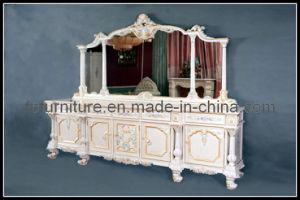Luxury Classic Floor Cabinet (2K09DG)