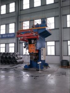 Rim Planish Punching Hydraulic Press pictures & photos