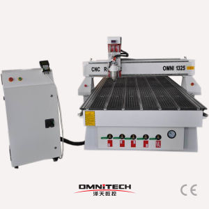 Omni 1325 Wood CNC Router Machine with 1300*2500mm Working Area pictures & photos