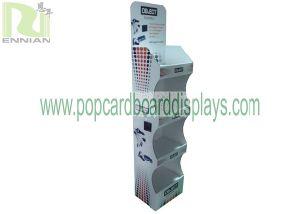 Cardboard Display Stand for Sanitary Towel Paper Diaper Retail Display Stand (ENFD004)