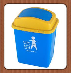 30L Indoor Plastic Trash Bin for Sale