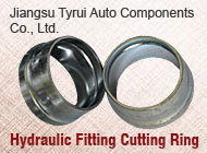 316L Stainless Steel Hydraulic Fitting Cutting Ring