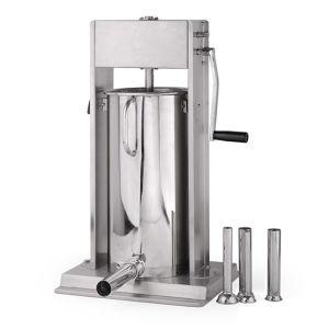 Stainless Steel 15L Manual Sausage Stuffer Sausage Filler Sausage Maker in Factory Price (bos-s15L)