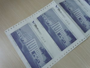 Salary Colored Adhesive Printed Confidential Envelopes (any size is ok) pictures & photos