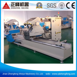 Large Double Head Aluminum Saw Cutting Machine pictures & photos