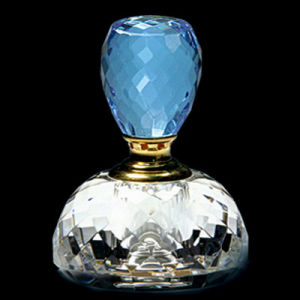 Lake Blue 4ml Car Crystal Perfume Bottle (JD-XSP-100) pictures & photos