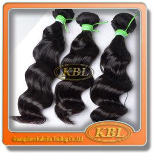 Grade 4A Brazilian Virgin Hair Extension pictures & photos