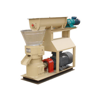 Hot Sale Horizontal Ring Die Wood Pellet Mill From Professional Manufacturer