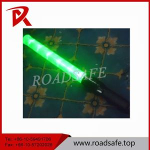 Police Traffic Flashlight Baton Plastic Hand Baton pictures & photos