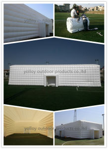 Giant Inflatable PVC Marquee Tent for Exhibition or Wedding Party Event pictures & photos