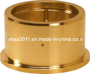 CNC Brass/Copper/Bronze Shoulder Bearing Bushing pictures & photos