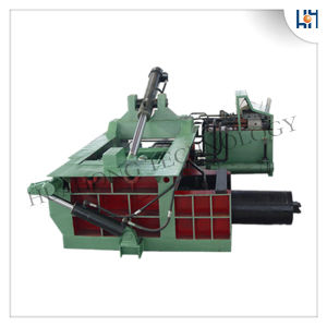 Hydraulic Aluminium Scrap Baler Machine pictures & photos