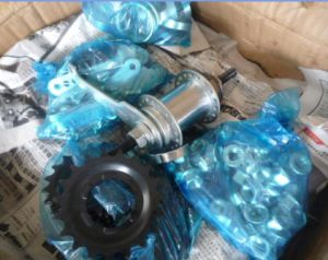 High Quality Parts Bicycle Accessories Galvanized Hubs pictures & photos