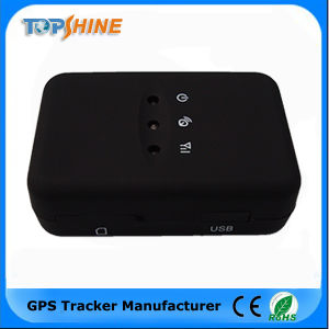 Hand Held Sos Geo Fence SMS and GPRS GPS Tracker pictures & photos