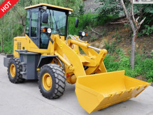 Cnhtc Sinotruk Front Wheel Loader with CE Certificate and Low Price (HW918) pictures & photos