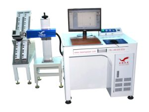 Laser Jet Machine Automated Laser Marking Systems 2017 pictures & photos
