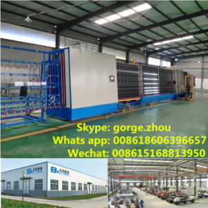 Double Glass Machine for Manufacturing Insulating Glass pictures & photos