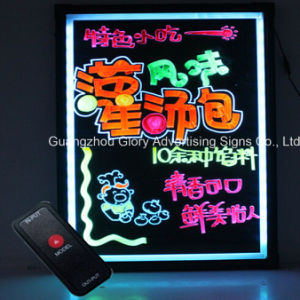 LED Menu Board with Manual Controller/ LED Flashing Board pictures & photos