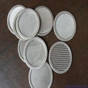 Stainless Steel Mesh Discs pictures & photos