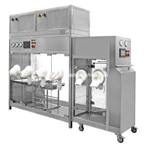 Sterile Transfer System for Rubber Stopper or Aluminum